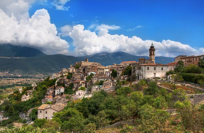 Abruzzo stadje