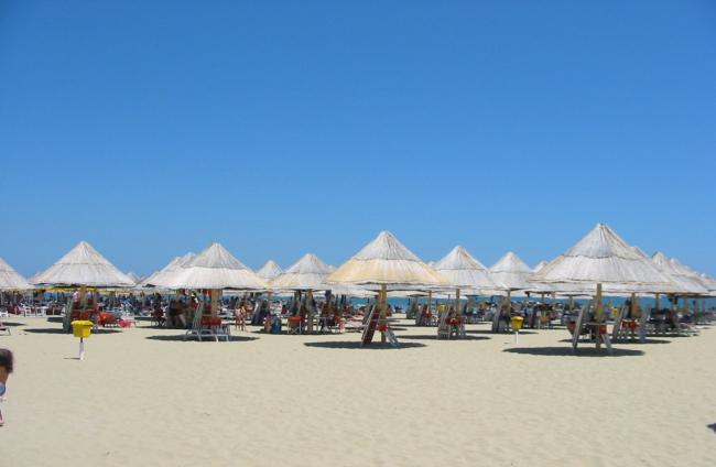 Pescara strand 1