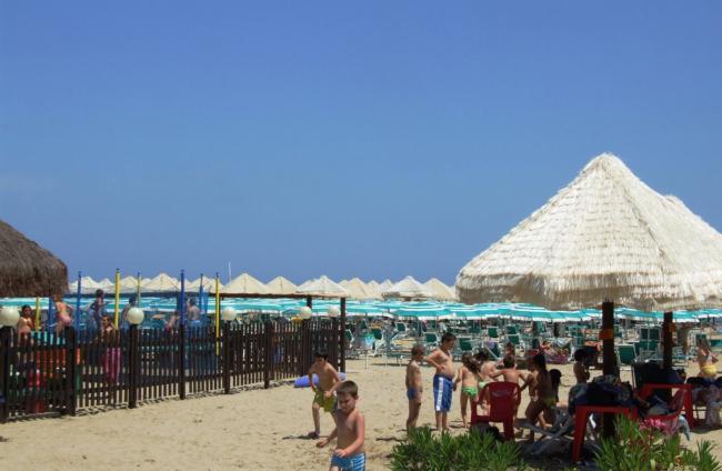 Pescara strand 2