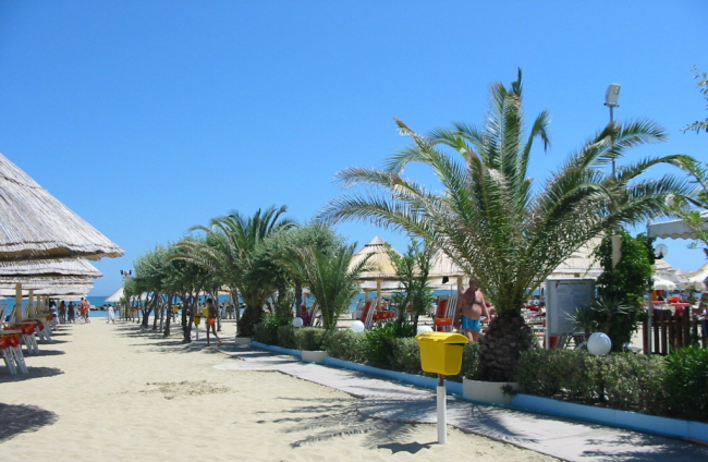 Pescara strand 4