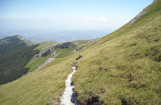 Wandelpaden Gran Sasso