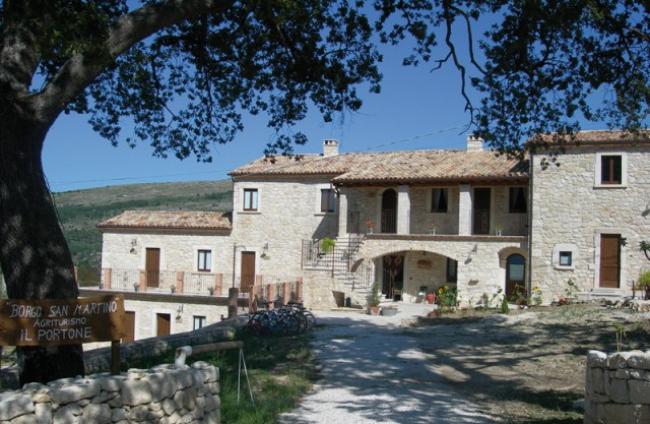 aa Borgo San Martino agriturismo Il Portone
