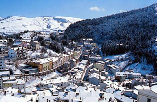 ski resort Abruzzo
