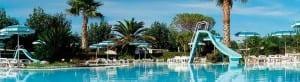 4 sterren Camping Village Rivanuova aan de Adriatische kust