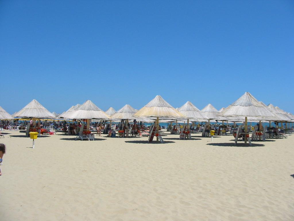 Strand van Pescara | Pescara.nl