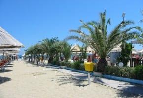 Strand van Pescara